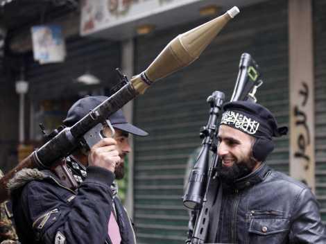 Свободна сирийска армия e