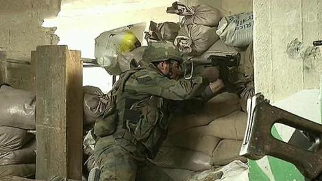 Сирийска армия z