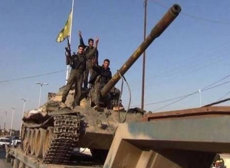 Сирийски кюрди a