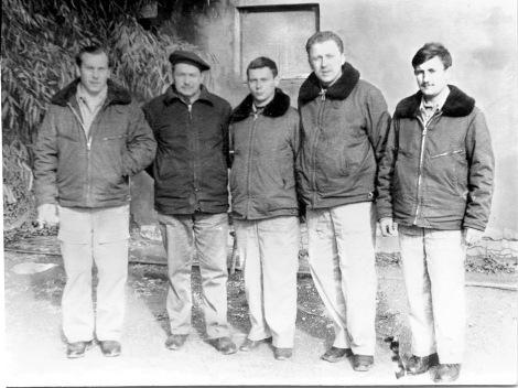 Съветски специалисти в Сирия, 80-те години