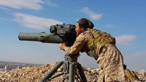 Сирия ПТРК_1