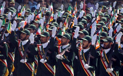 Стражи на ислямската революция