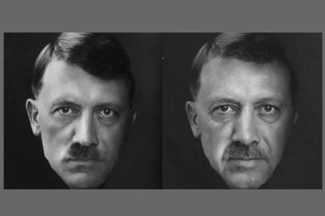 Ердоган Хитлер 21