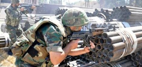 Обръч Сирия САА 6