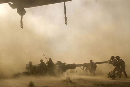 Сухопътни войски 3