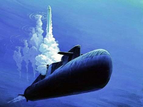 Подводница Русия h