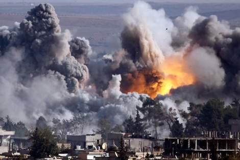 САЩ въздушни удари 4