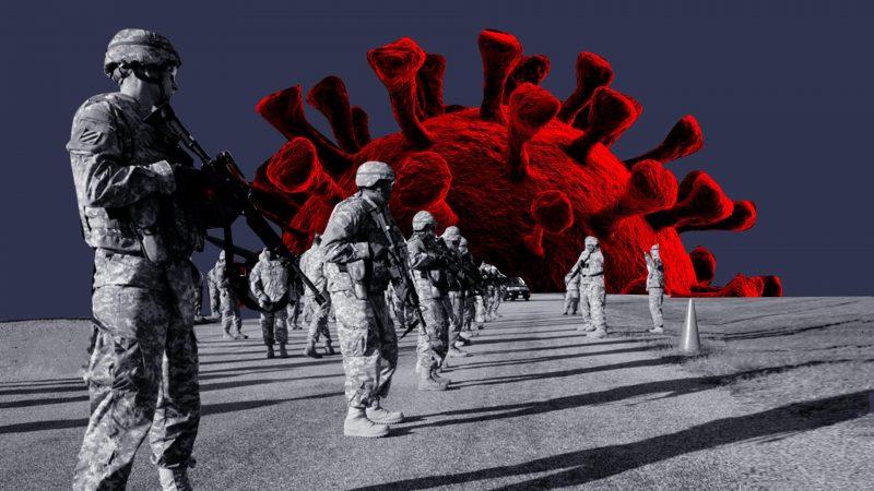 Звярът е натикан в ъгъла: САЩ подготвят ядрена война, защото НАТО капитулира пред коронавируса?